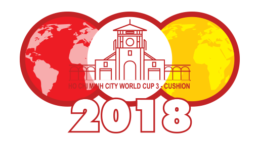 HO CHI MINH World Cup 3-Cushion 2018