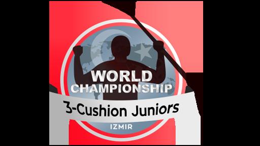 IZMIR World Championship 3-Cushion Juniors