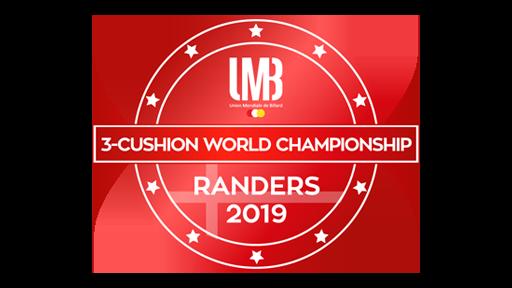 72nd Worldchampionship Three Cushion